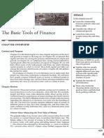 Basic Tools of Finance