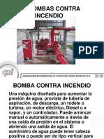 Bombas Contra Incendio