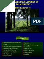 sustainable peat