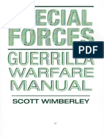 Wimberley Scott - Special Forces Guerrilla Warfare Manual