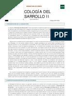 guia Psicologia Del Desarrollo 2