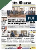 Listin Diario 25062016