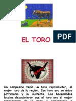 El Toro - moraleja empresarial