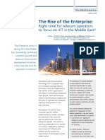 The Rise of the Enterprise - October 2008