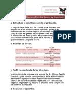 Proyecto Quesos Del Pueblo S.a. de C.V.