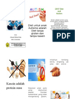Leaflet Diet Pada Autisme
