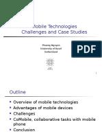 Mobile Technologies.