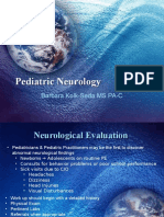 Pediatric Neurology (2) -Student Copy