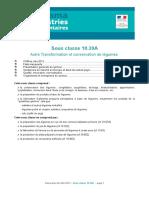 10-39A Autre Transformation Et Conservation de Legumes 2014 Cle874124