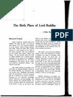 The Birth Place of Buddha by Babu Krishna Rijal.pdf