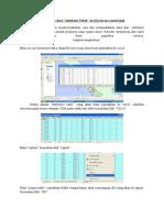 """Cara Memindahkan Data Dari """"Attribute Table"""" ArcGis Ke m.s Excel Bag2"""