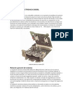 Regulacion Electronica Diesel