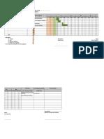 Contoh Pengisian Tabel Program & Logbook Kkn