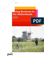 Pwc Doing Business in the Netherlands 2015 (1)