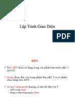 6.Lập trình GUI trong Java