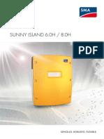 Inversor Sunny Island