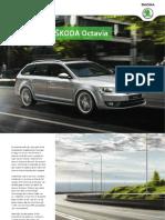 Skoda Octavia Brochure