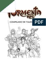 Tormenta RPG - Compilado de Talentos - Biblioteca Élfica