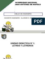 DIBUJO DE ING - LETRAS Y LETREROS.pptx