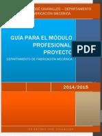 Módulo Proyecto - Cs Mecanizado