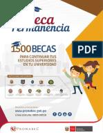 Beca Permanencia a Fiche 2016
