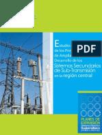 Estudio Confiabilidad Proyectos Sistemas Secundarios Sub-transmision