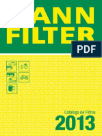 Catalogo MANN-FILTER 2013 - Vs Eletronica