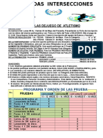 2014 Bases Atletismo
