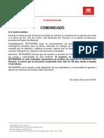 Comunicado 2 Petroperu
