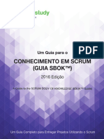 Um Guia para o Conhecimento em SCRUM (Guia SBOK) 2016