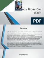 Soapy Rides Car Wash