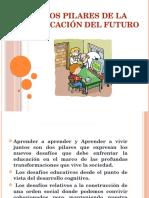 Los Pilares de La Educación Del Futuro