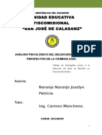 Example of Monographi 2015