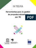 INTEGRA_Herramientas para la gestión de proyectos educativos con TIC