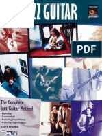 Complete Jazz Guitar Method Vol.4 Mastering Improvisation