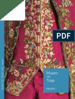 Guía Del Museo Del Traje. CIPE