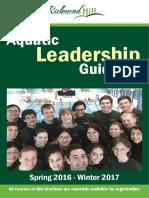 Aquatic Leadership Guide