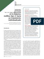 Tratamiento de La Hiperglucemia DM2.2011