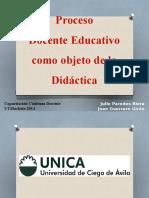 3. PDE Como Objeto de La Didáctica (1)