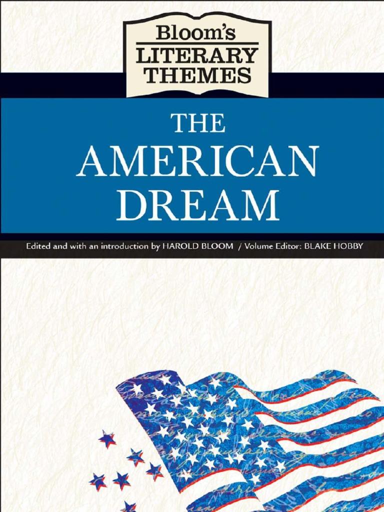 the american dream mice and men