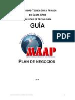 Guía Plan de Negocios UTEPSA