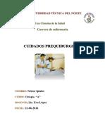 CUIDADOS-PREQUIRURGICOS