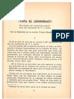 Viva El Leninismo