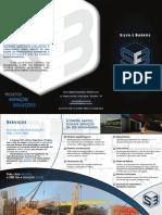 Folder  S&B Engenharia