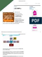 Conceptos Basicos de MRP y MRP II