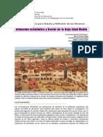 15. La Situación Económica y Social de La Baja Edad Media.yépez 2014