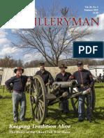 The Artilleryman Summer 2015