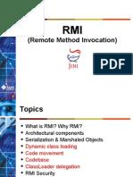 Remote Method Invocation Java