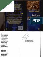 BOITO JR, Armando. Política Neoliberal e Sindicalismo No Brasil