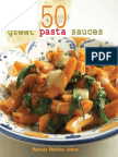 Pamela Sheldon Johns-50 Great Pasta Sauces-Andrews McMeel Publishing (2006)